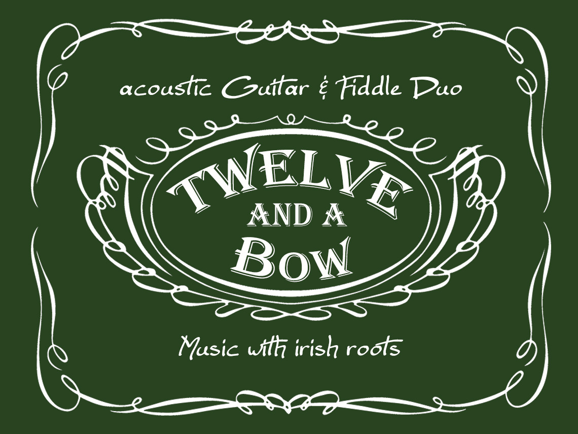 Twelve and a Bow Logo
